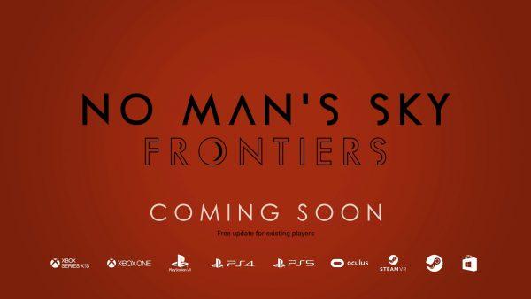 No Man's Sky Frontiers