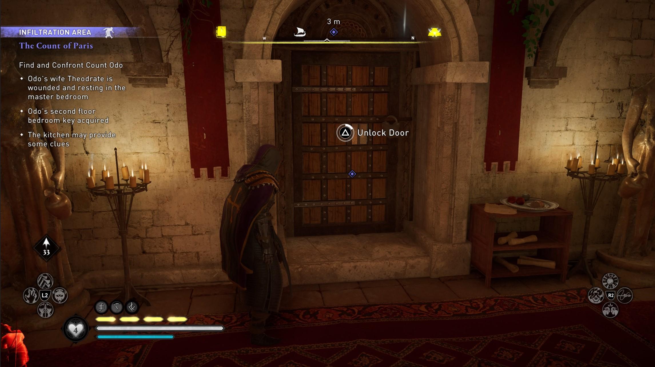 assassins creed valhalla count of paris confront odo unlock Assassin's Creed Valhalla Siege of Paris The Count of Paris | Confront Odo