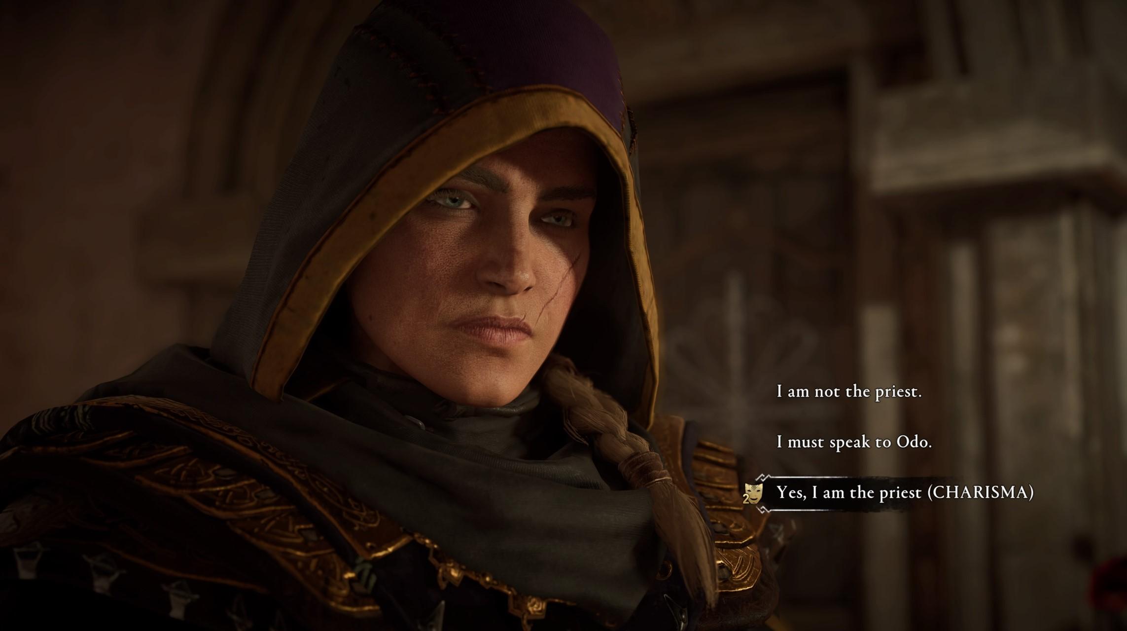 assassins creed valhalla count of paris confront odo wife Assassin's Creed Valhalla Siege of Paris The Count of Paris | Confront Odo
