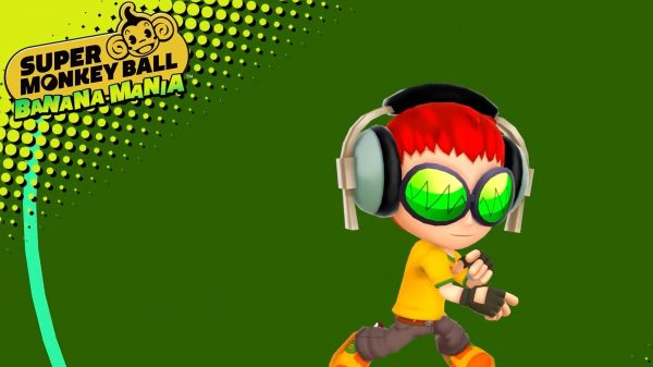 Super Monkey Ball Jet Set Radio Beat