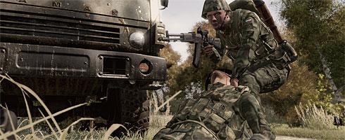 Перед вами новое видео Arma 2 игры от Bohemia Interactive Studio (OF