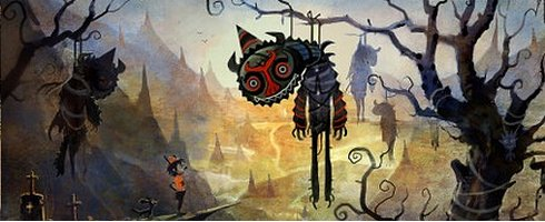 American McGee's Grimm: Sleeping Beauty 2009 pc game Img-2