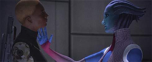 Mass Effect Alien Sex Scene 37