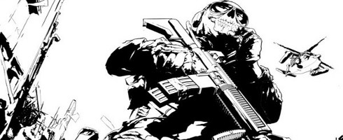 Call Of Duty Modern Warfare 2 Quot Ghost Quot Comic On The Way
