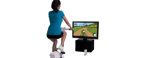 Cyberbike game and peripheral for Wii revealed
