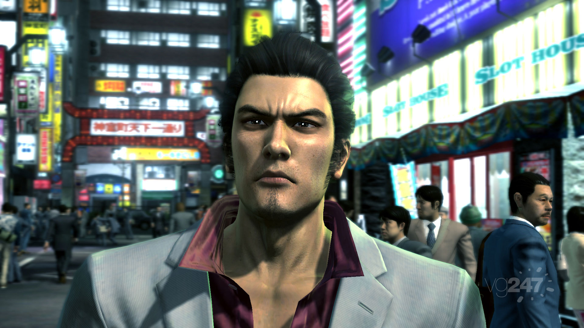 New Yakuza 3 shots are properly awesome