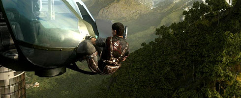 Just cause 2 is looking fucking fantastic in its latest vids watch