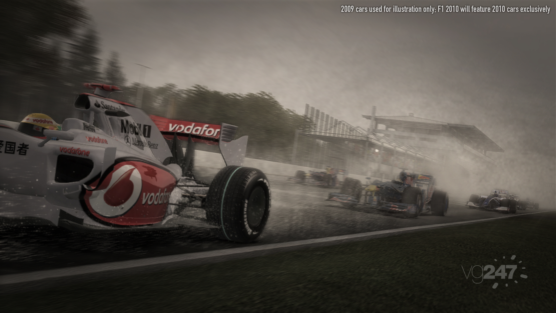 Simulation-based handling in f1 2010 will benefit all players says chief games designer in new developer