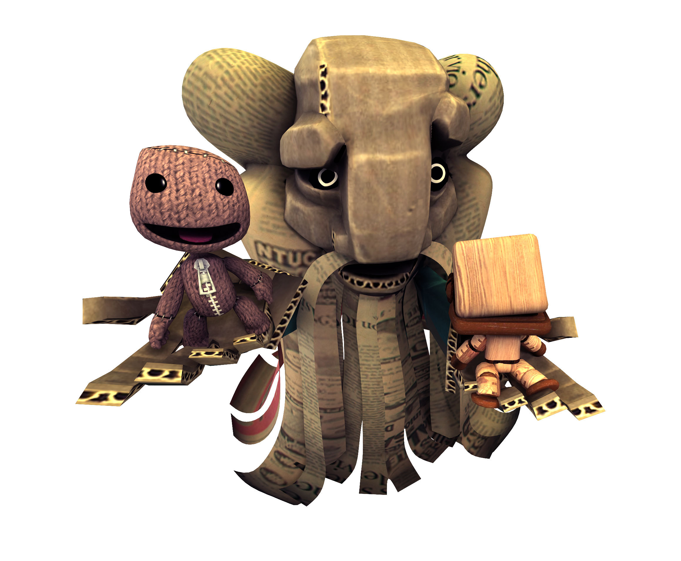 Littlebigplanet 2 - Movie, Screens, Art, A Picture Of Some -2483