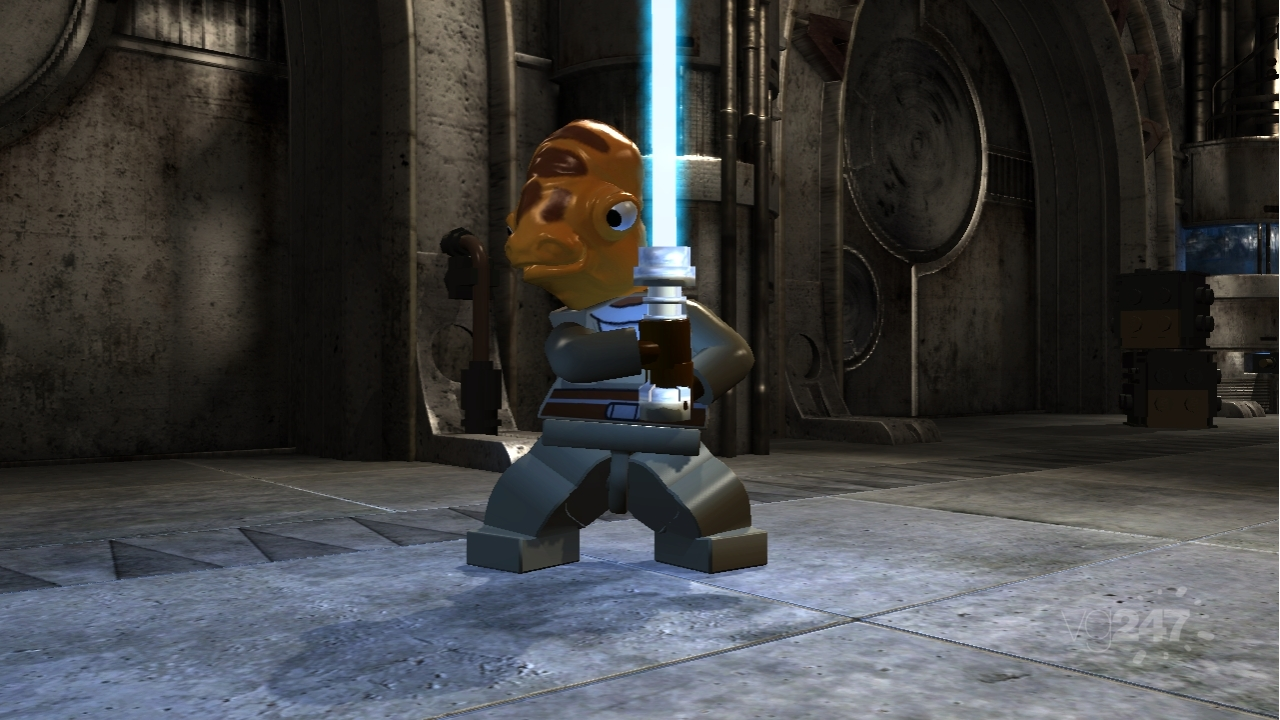 [Xbox 360] LEGO Star Wars 3: The Clone Wars[2011/RUS]