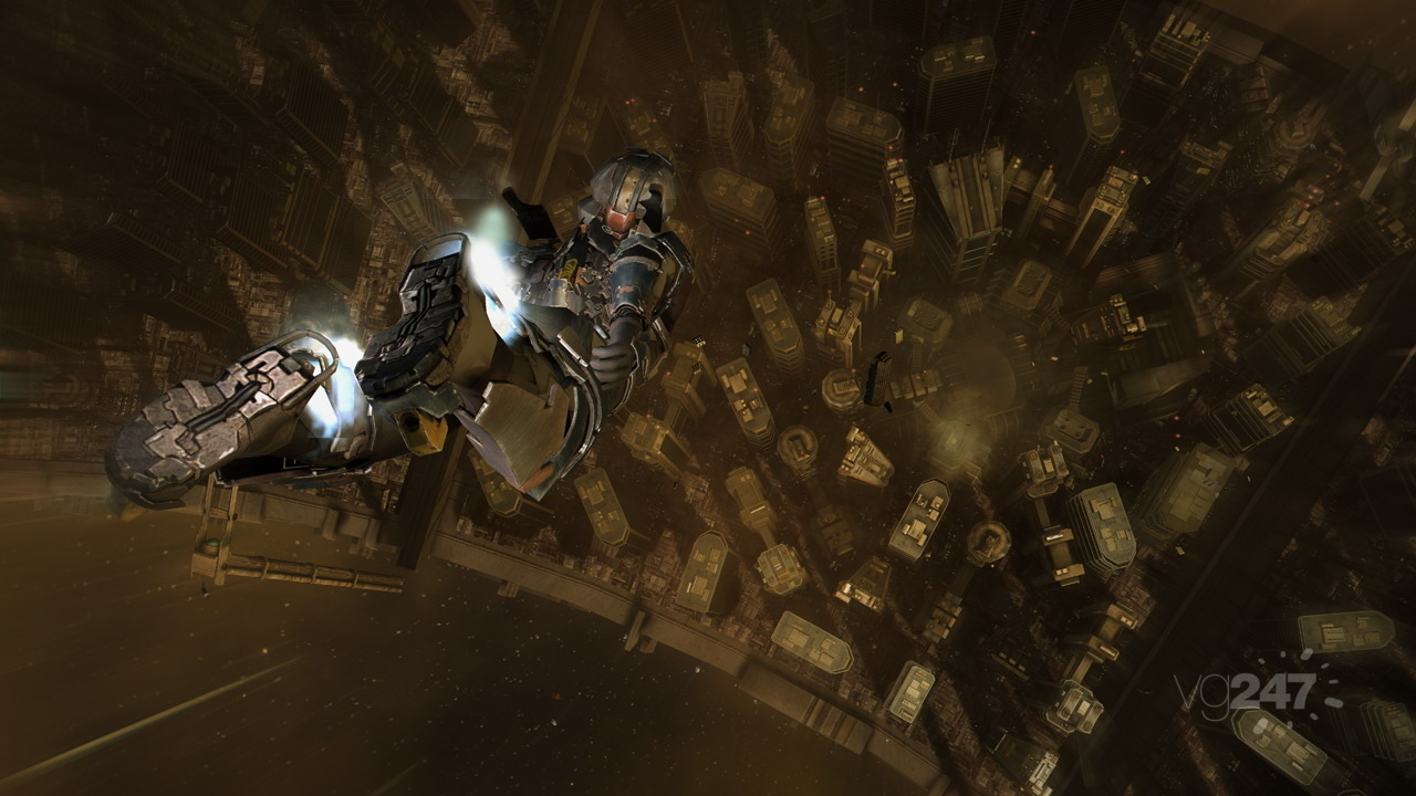Dead Space 2 screens show horrible space monsters | VG247