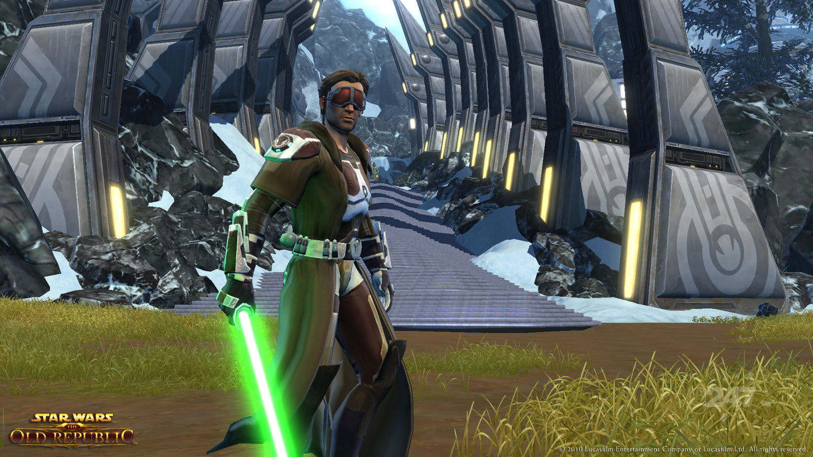 swtor how to change title