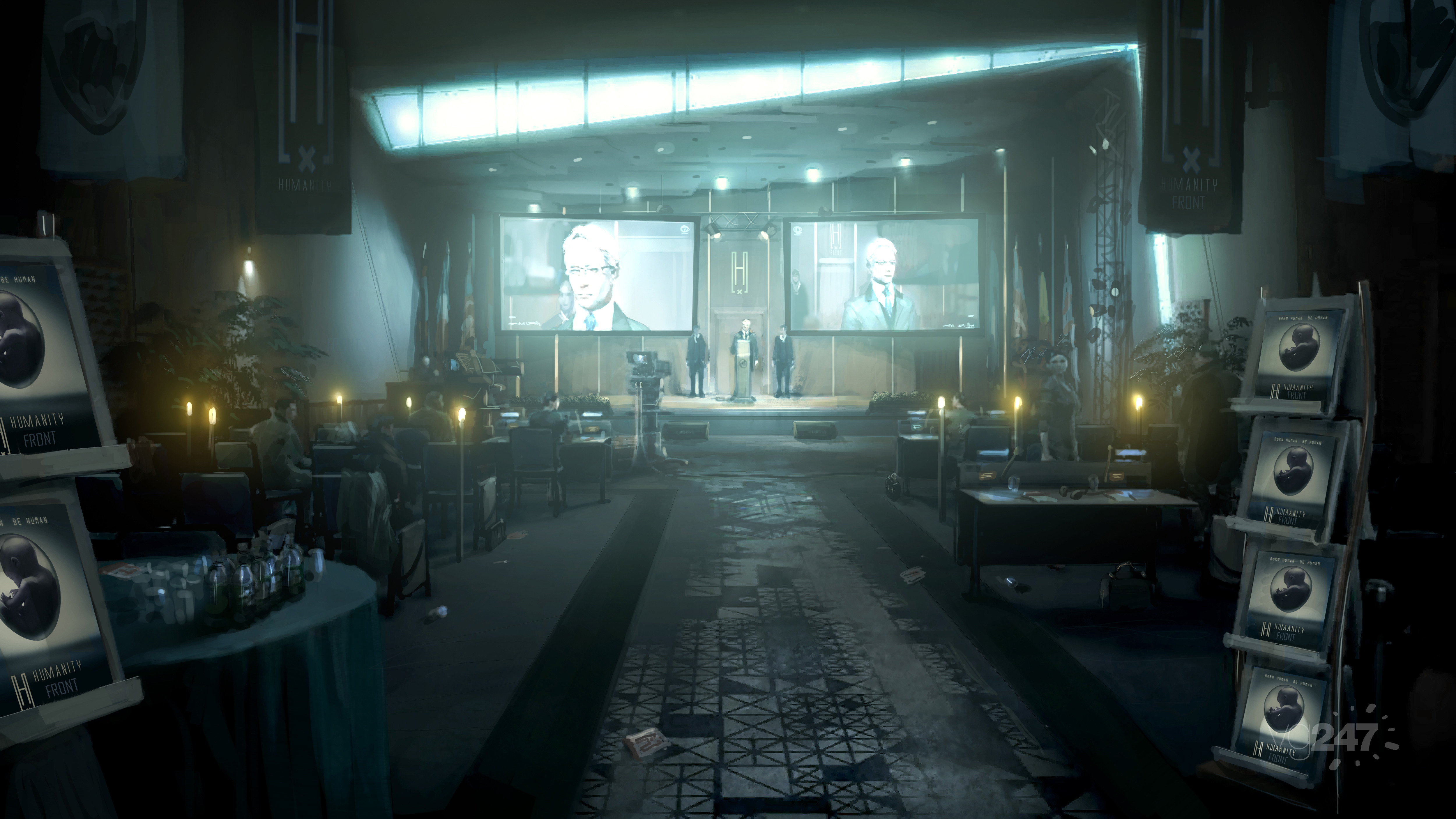 Square Releases Hd English Tgs Trailer New Shots And Art
