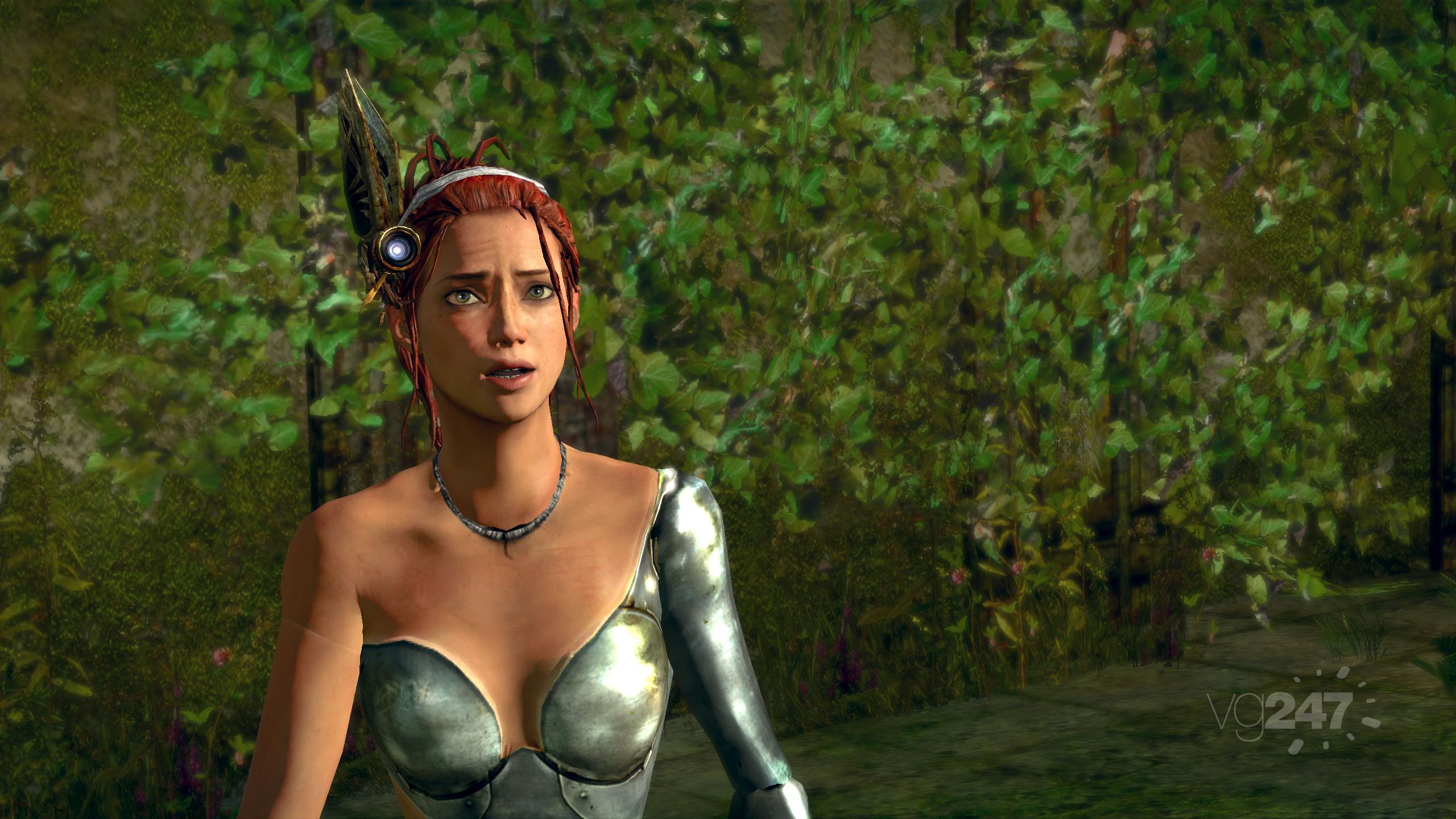 Enslaved pre-order DLC screens, trailers released - VG247