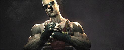 Новые подробности о Duke Nukem Forever.