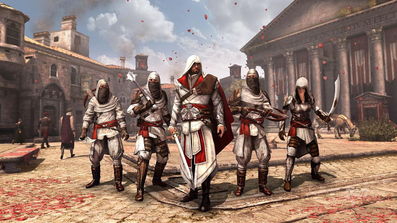 РС – «все еще важная платформа» для Assassin's Creed