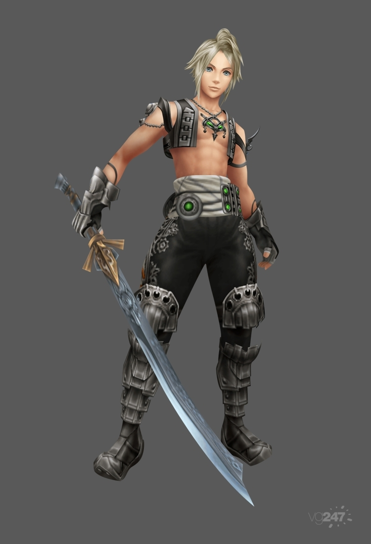 Vaan gets of... Final Fantasy Xii Characters