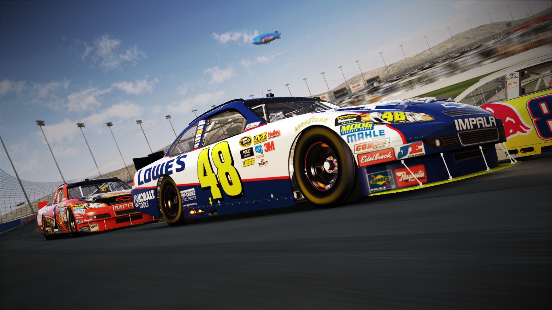 Nascar 2008 Screenshots Pictures Wallpapers: NASCAR 2011 Shots And Dev Diary Released