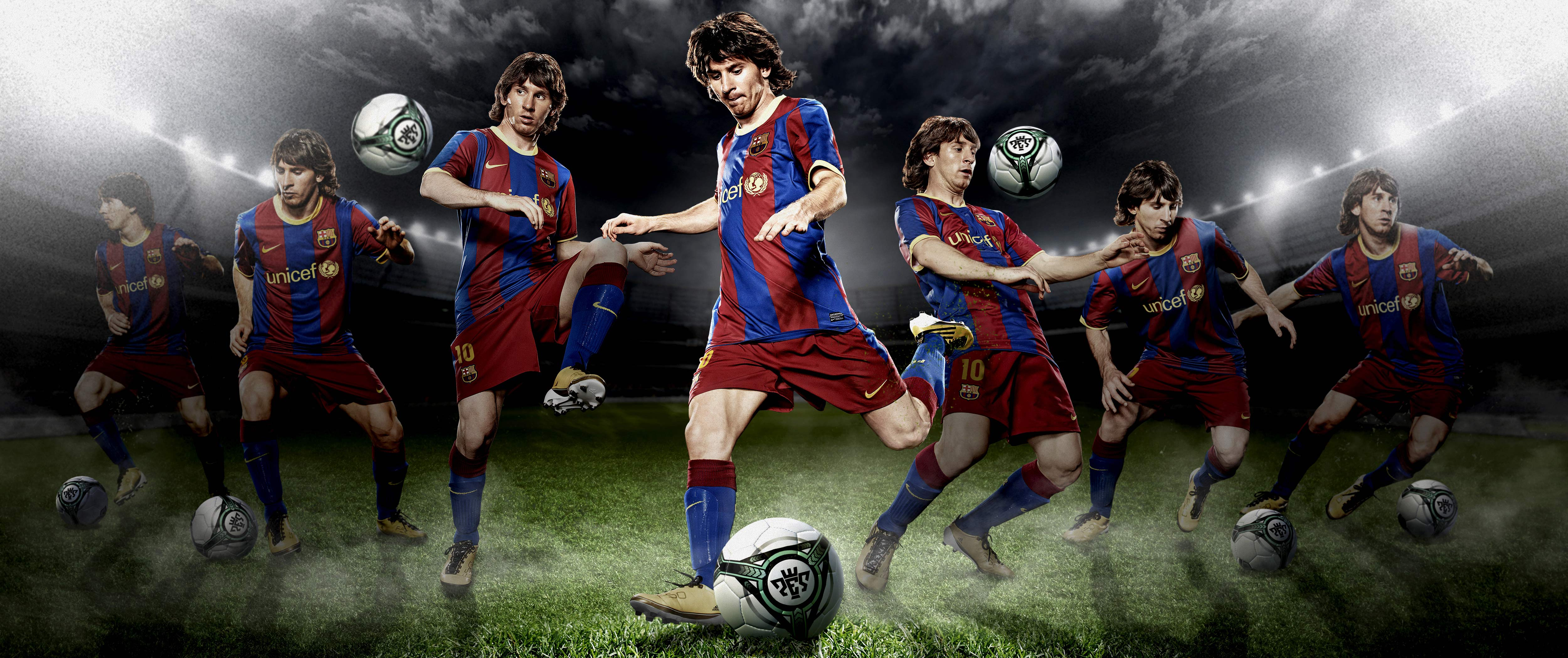 Soccer Players: PES 2011 3D Gets Details, Video, Shots