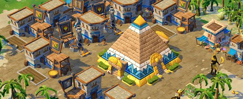 Age of Empires Screenshots and Facts