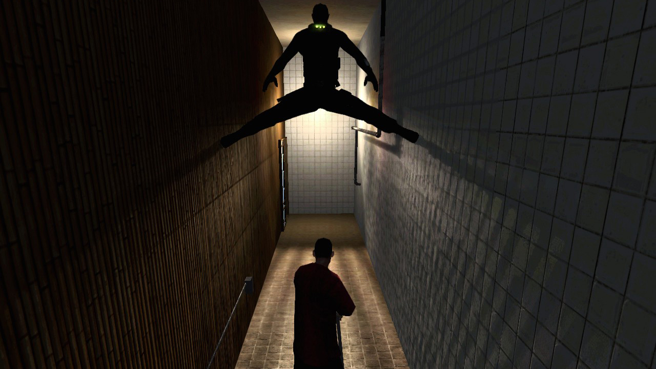 View screenshots from the splinter cell collection below
