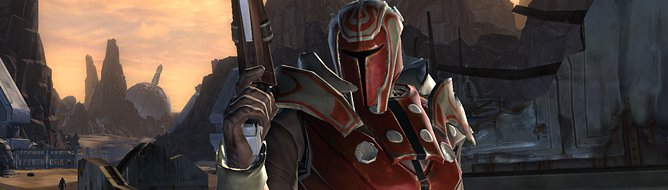 SWTOR site update and video is all about the Bounty Hunter ...