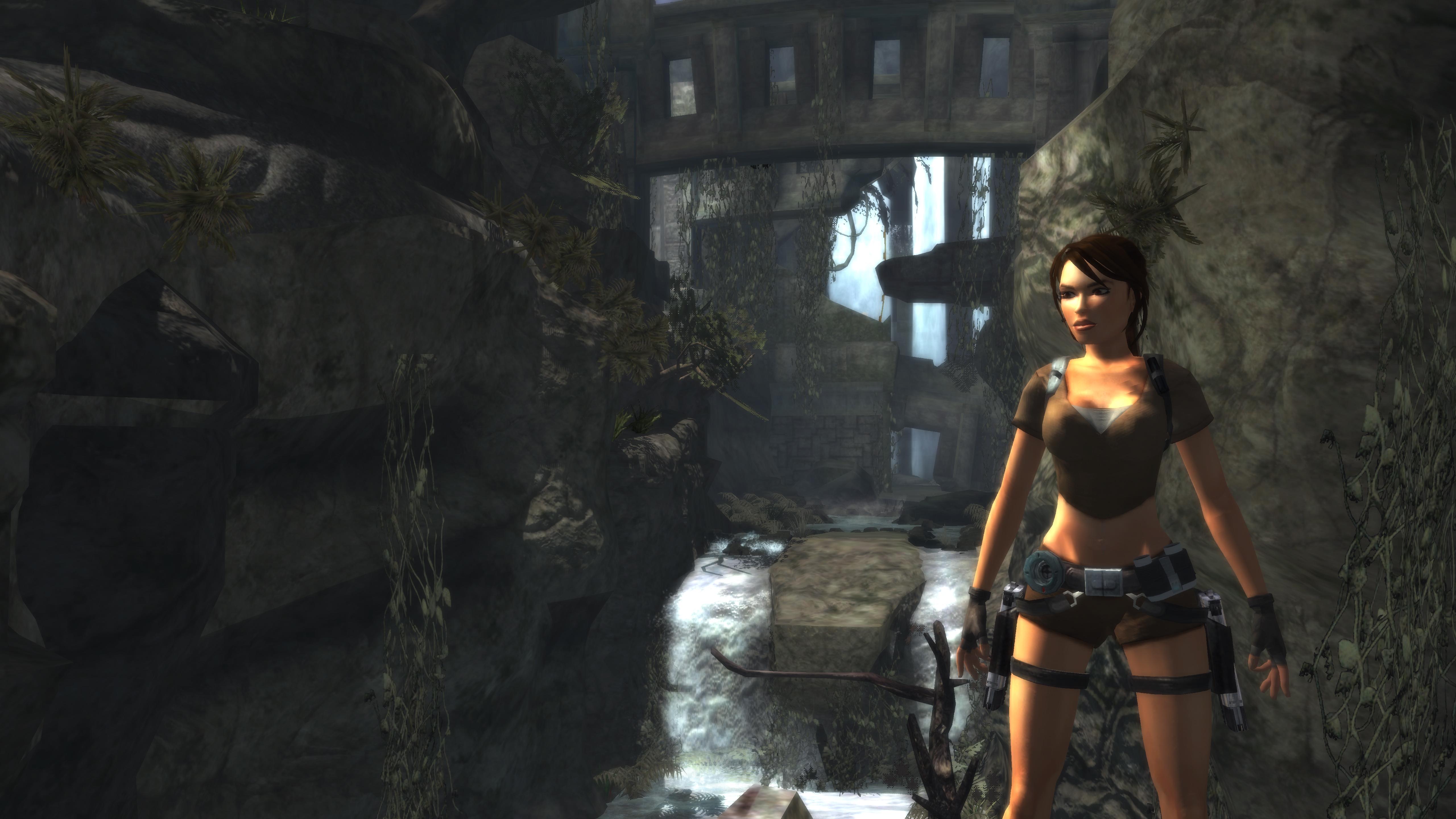 Tomb Raider #1 - AFGamer - YouTube