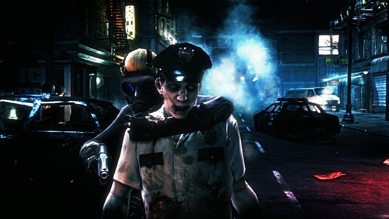 "Killing Leon: Resident Evil Raccoon City's ""new direction ... Xbox Raccoon City"