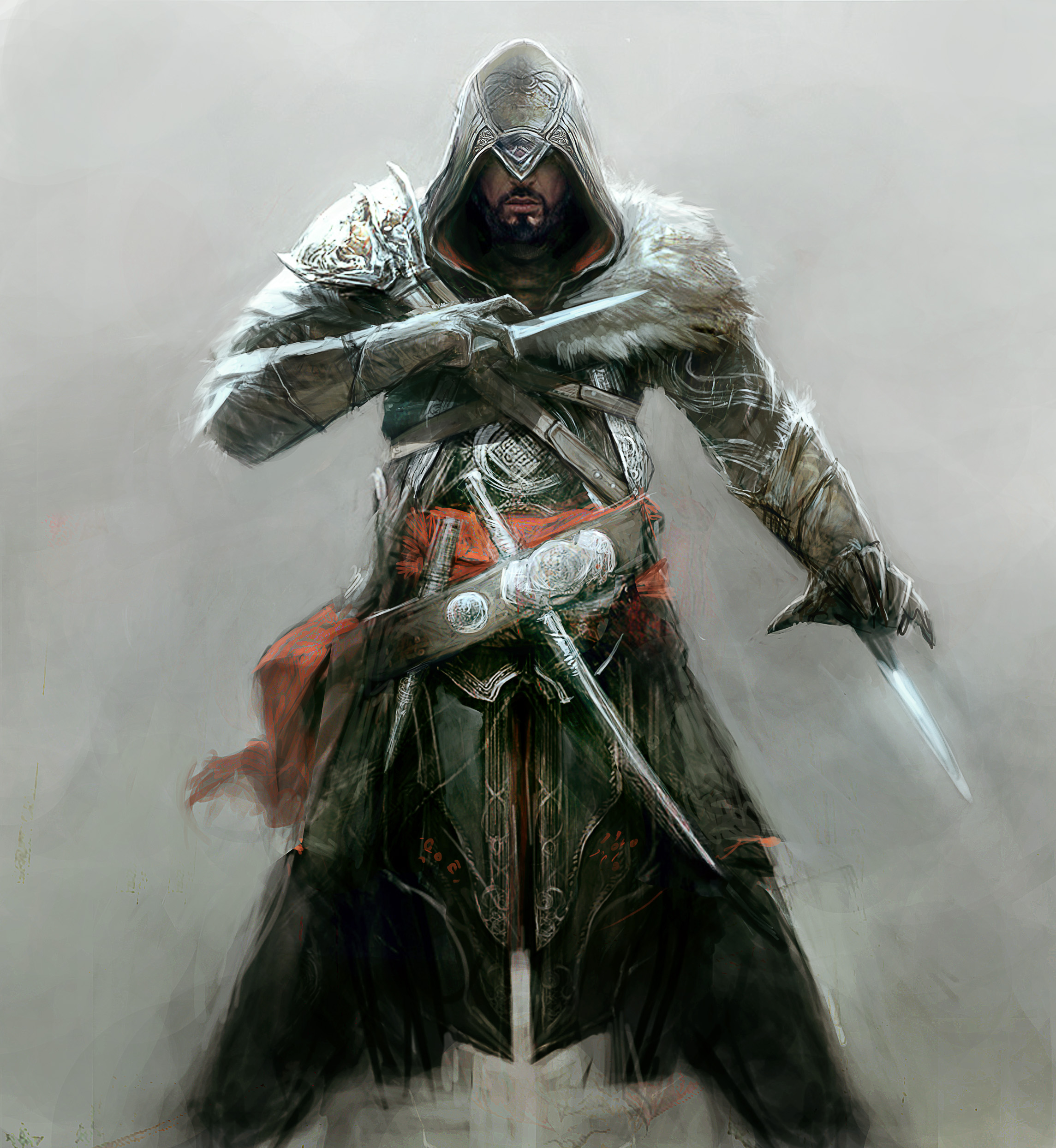 ikivivi assassins creed - HD 2289×2489