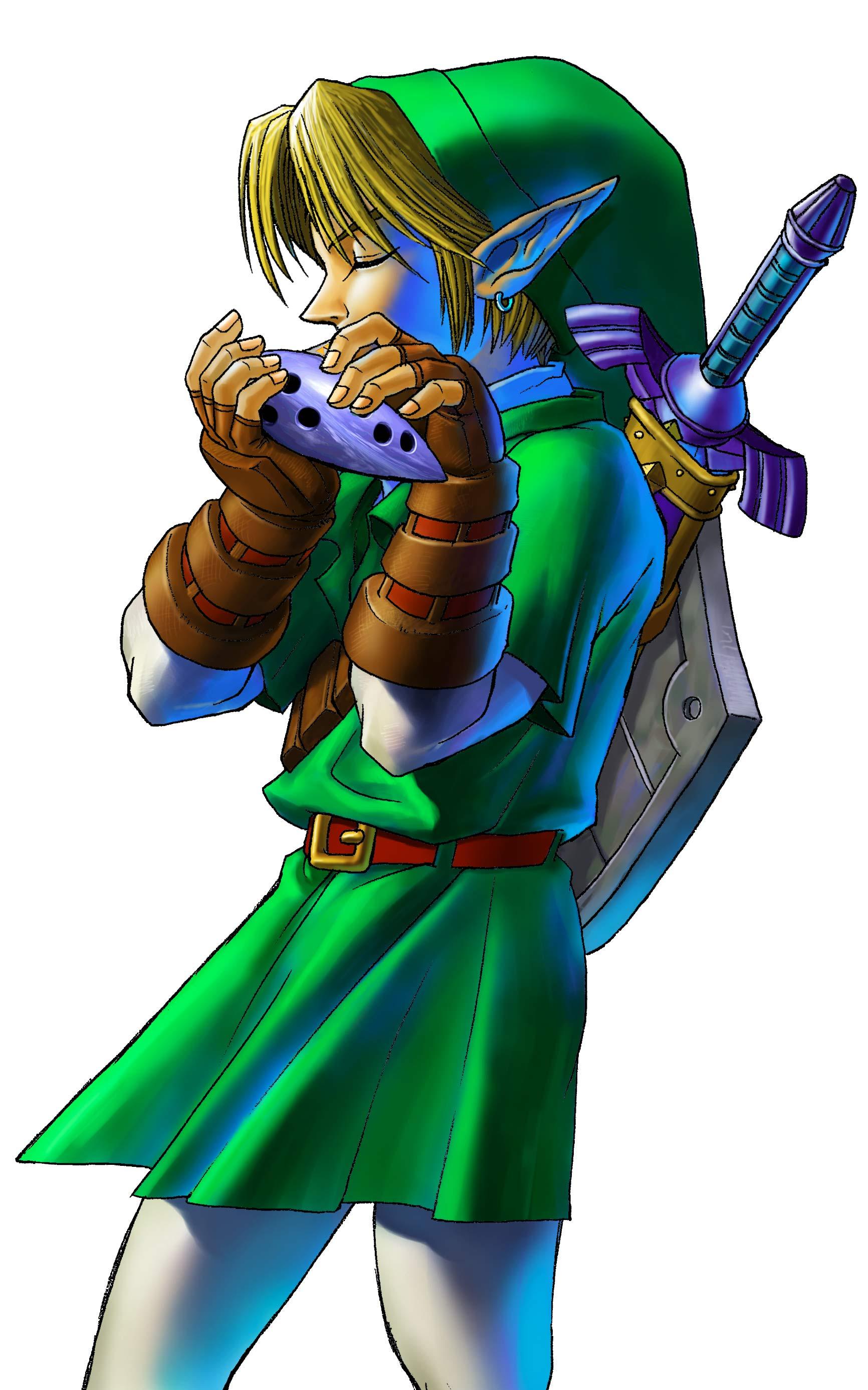 Link's 3D adventure: Hands-on with Zelda: OoT 3DS - VG247