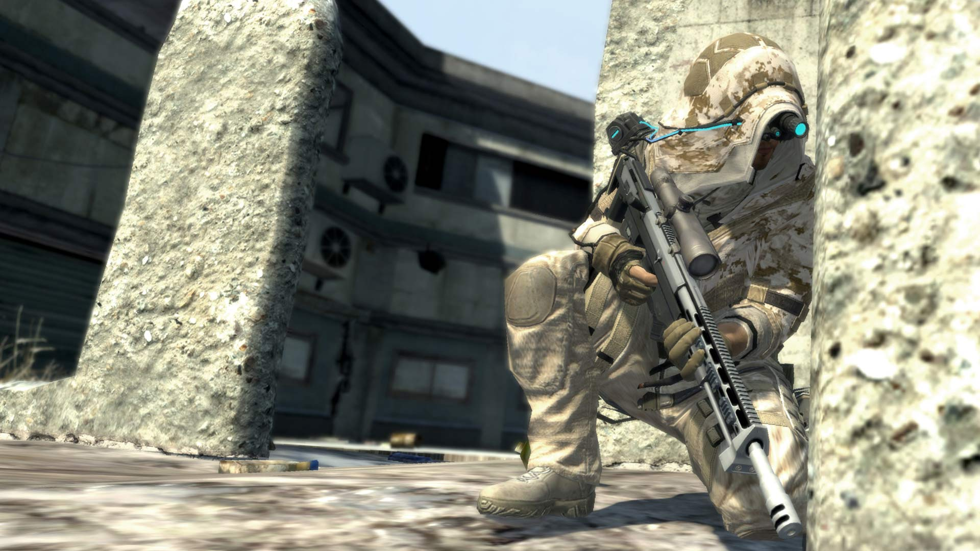 Room Cover Ghost Recon Ghost Recon Future Soldier Wii: Ghost Recon Online Going F2P On PC This Summer – Video
