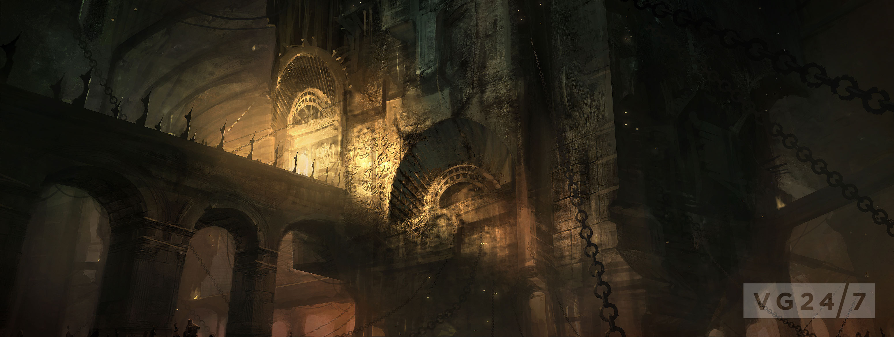 A report on the forinthry dungeon in the game guild wars 2 Essay