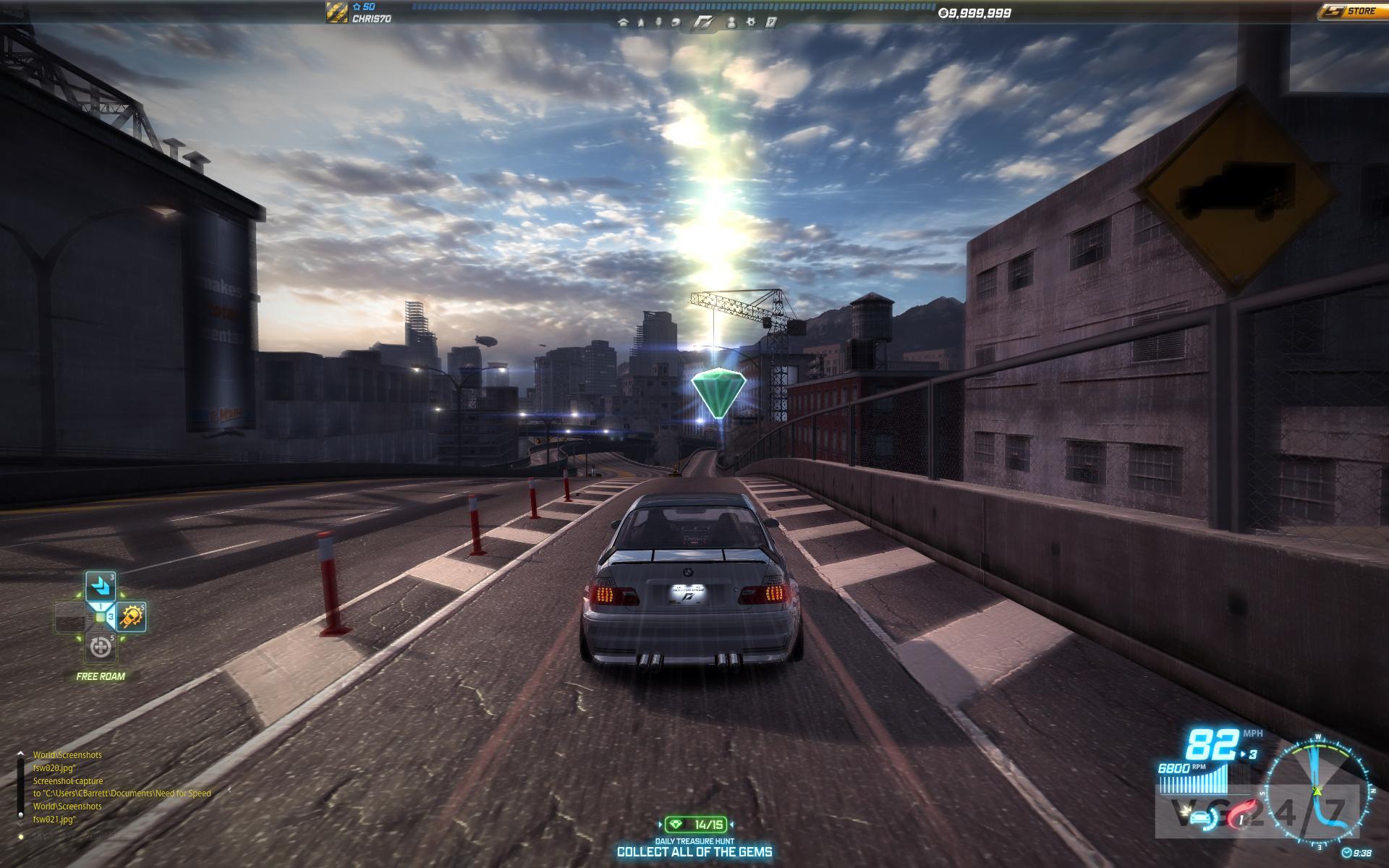 Прохождение игры nfs world 4 фотография