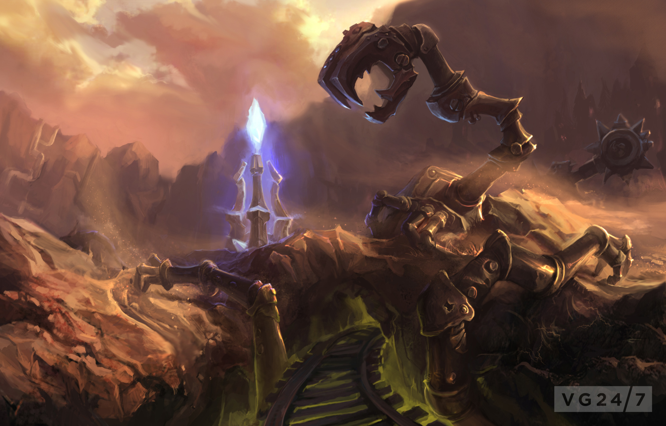 Capture and hold mode coming to league of legends with for Domon power release