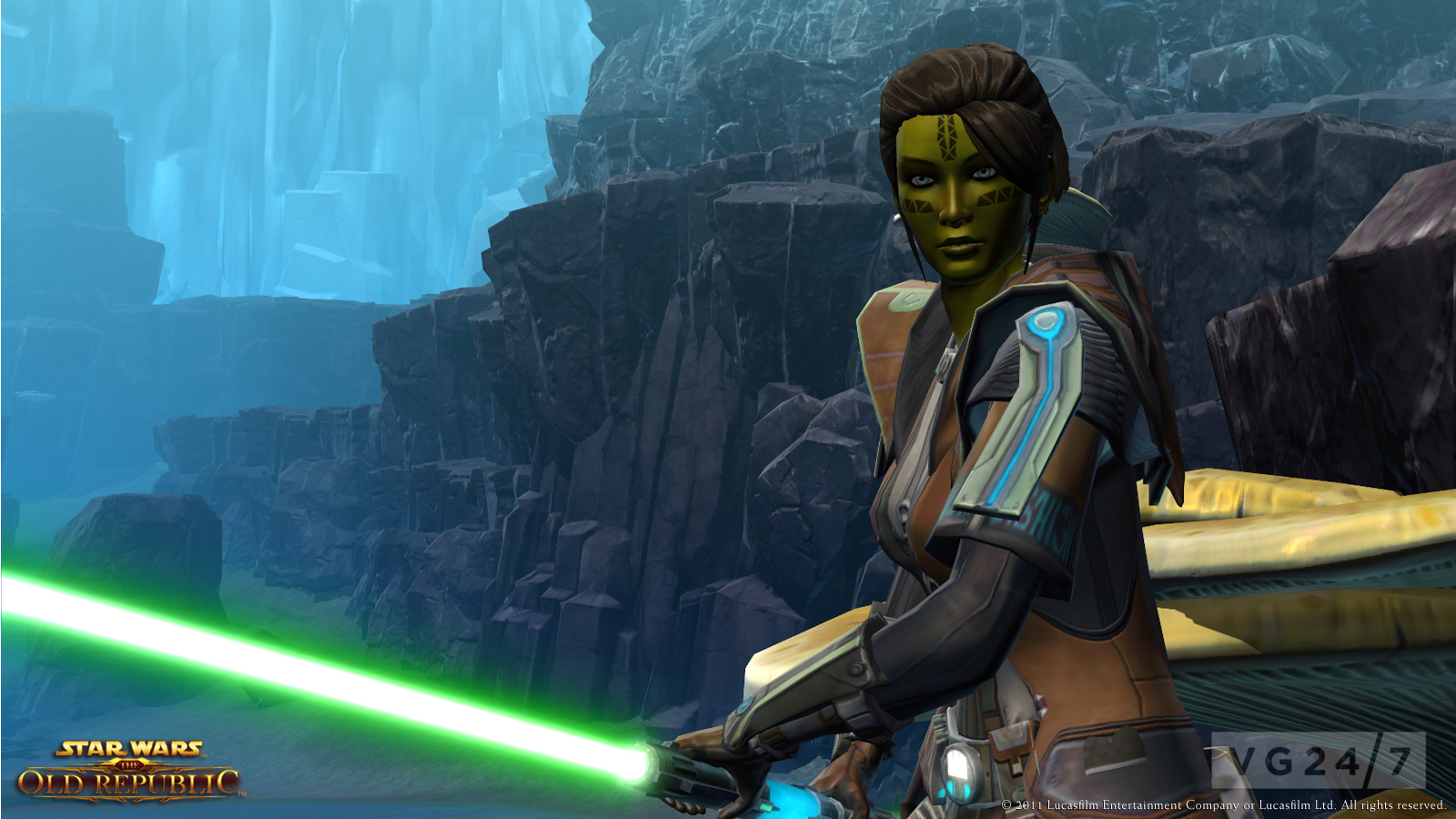 Swtor video and screens tells us more about the jedi for Who is a consular