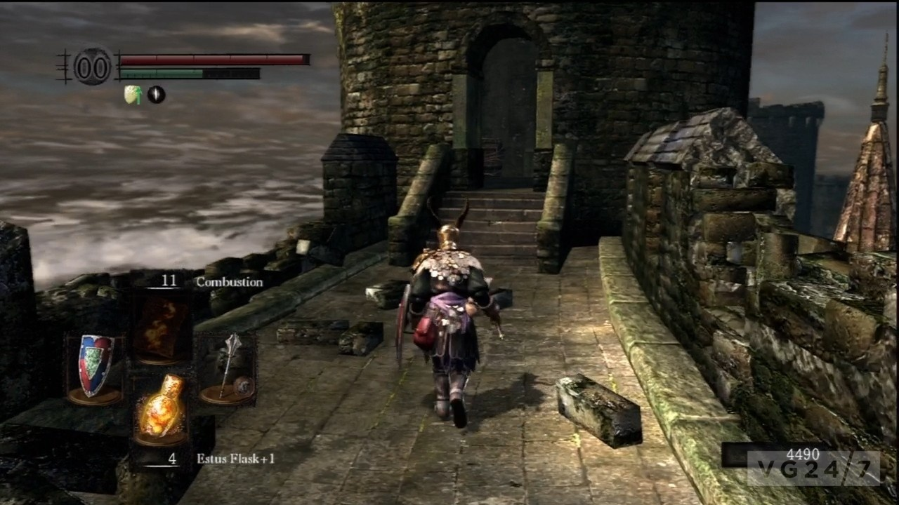 Dark Souls  Playing With Different Builds