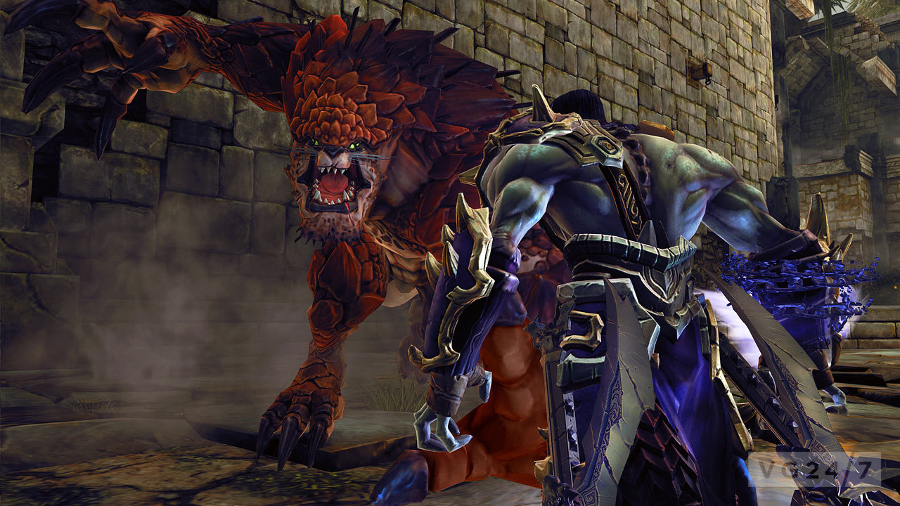 Darksiders II: Death is coming for you - VG247