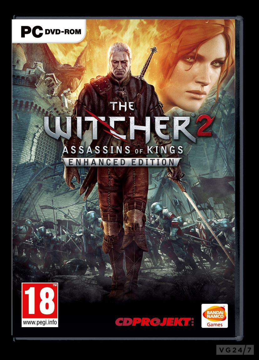 the witcher enhanced edition crack no dvd