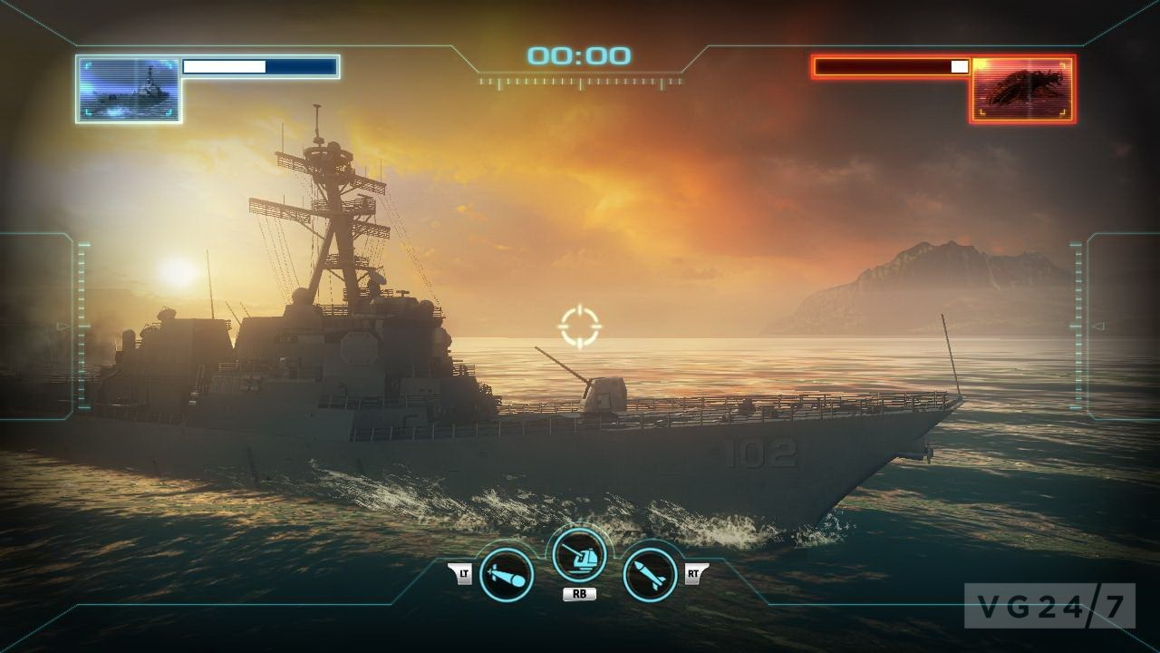 Ship Games For Xbox 360 : New teaser and screens released for battleship the video