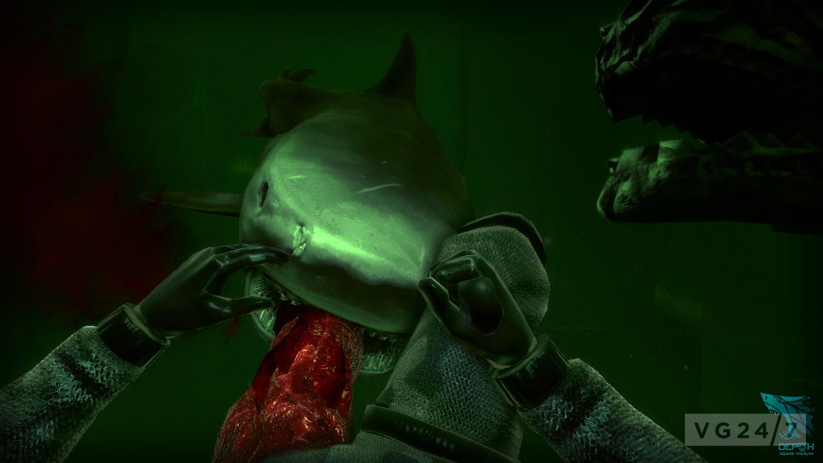shark games pc