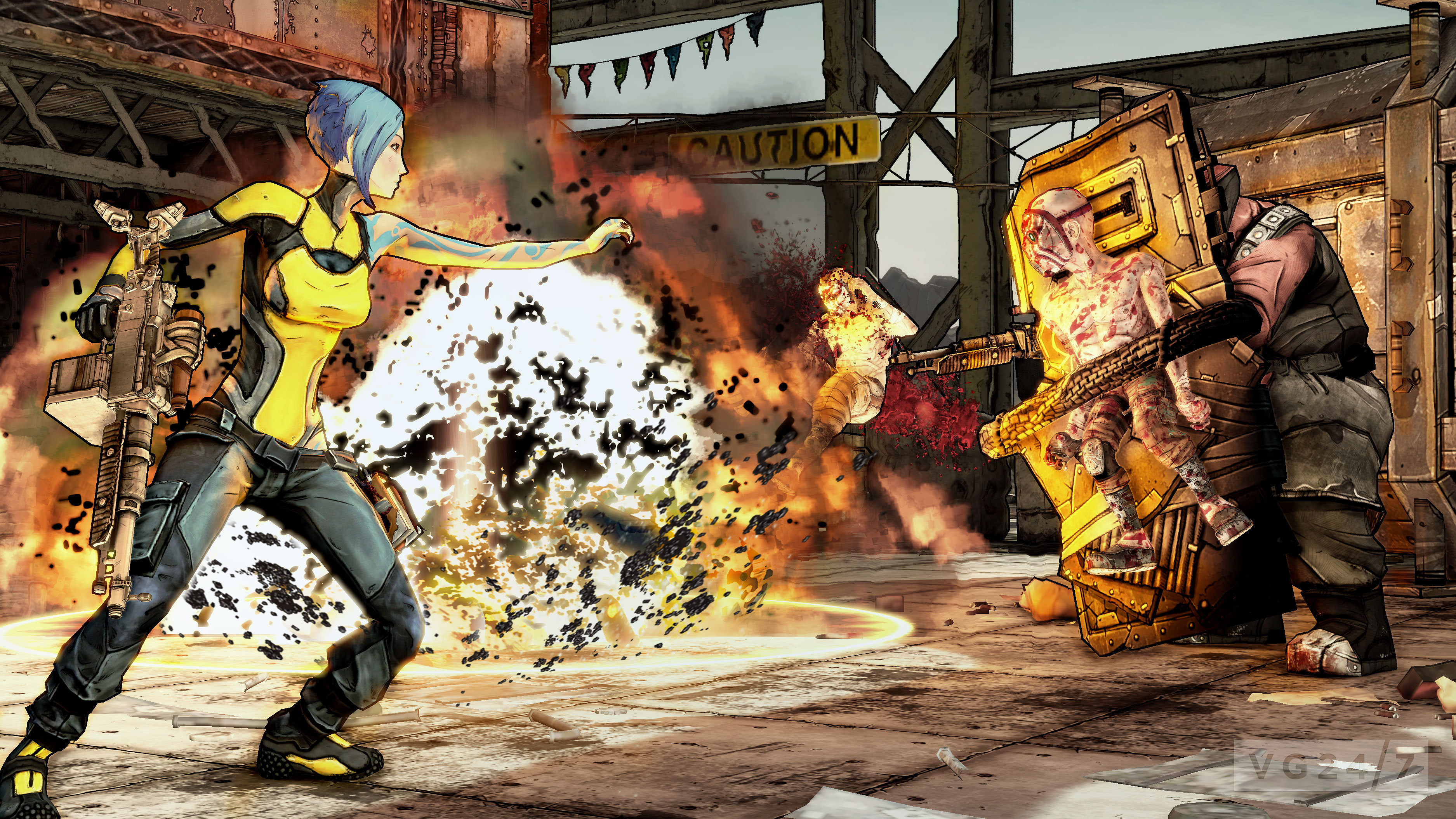 Borderlands 2  Giant Video  How Aesthetics And Play Fuse