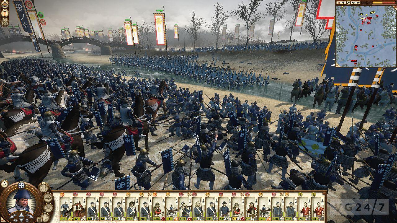 Dragon War Battle Pack now available for Total War: SHOGUN ...