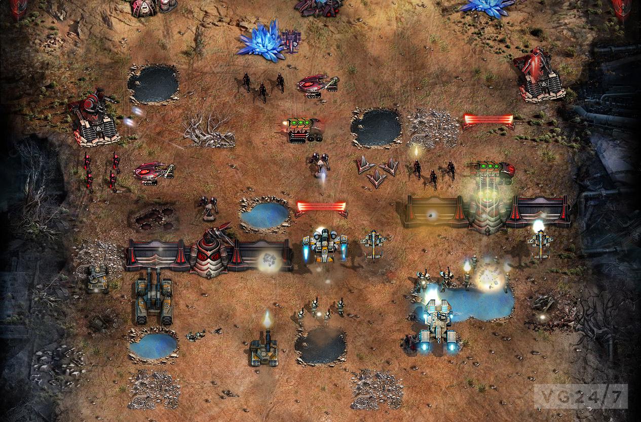 command and conquer tiberium alliances guide