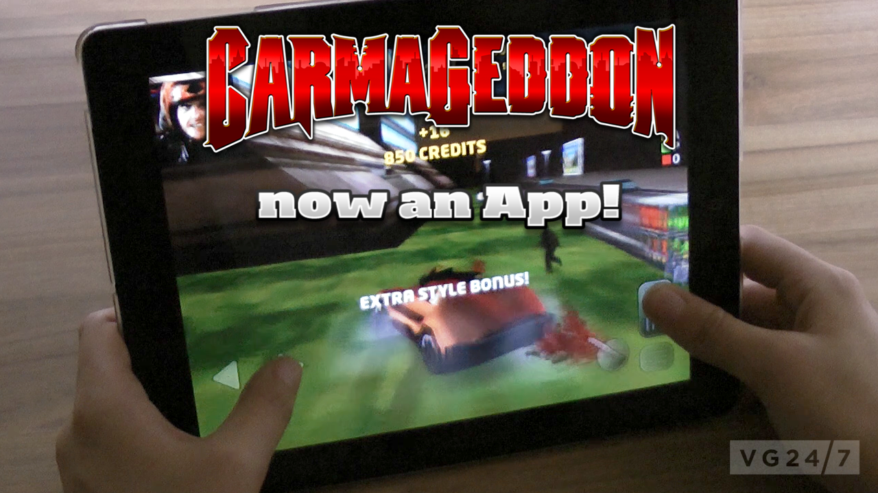 Carmageddon coming to iOS, Android this summer