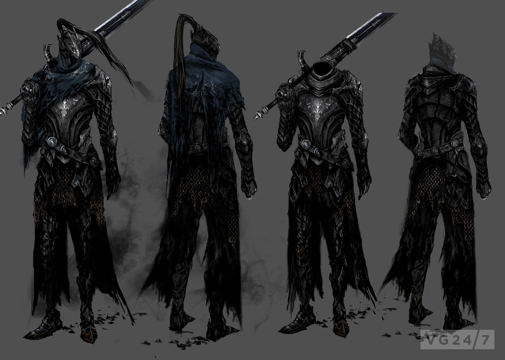 Quick Shots Dark Souls Artorias Of The Abyss Edition