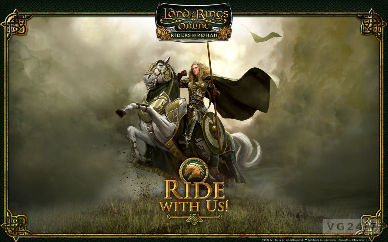 LOTRO: Riders of Rohan gets cinematic video, feature ...
