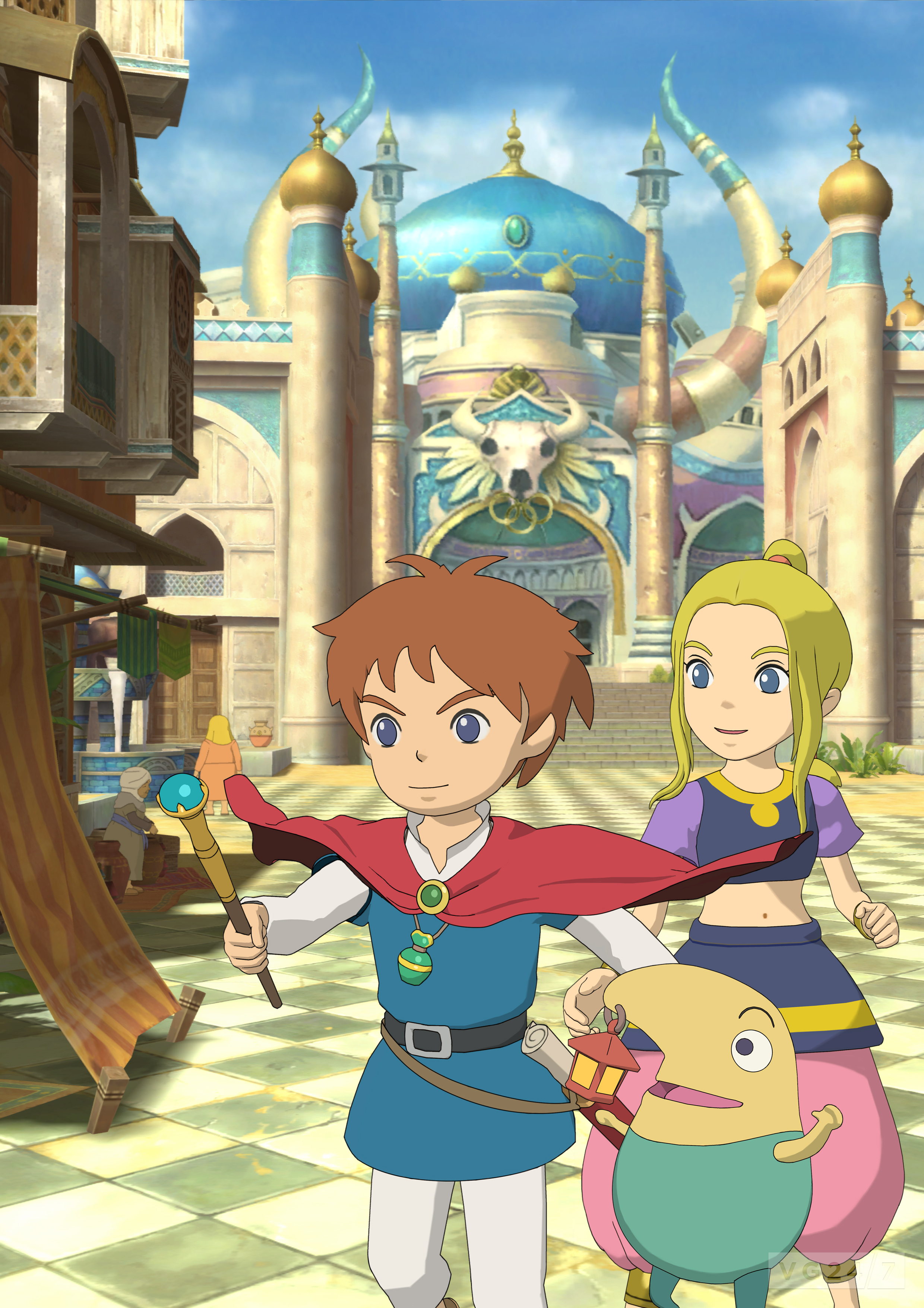 Ni no Kuni: Wrath of the White Witch for PlayStation 3 ...