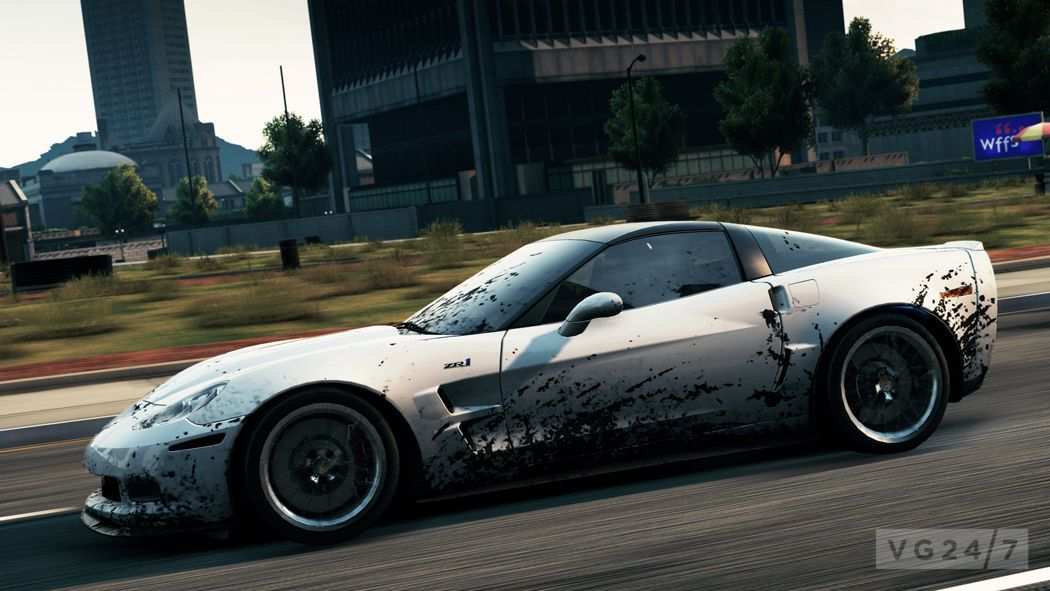 American Muscle Cars And Trucks Highlighted In Latest Nfs Most Wanted Shots Vg247