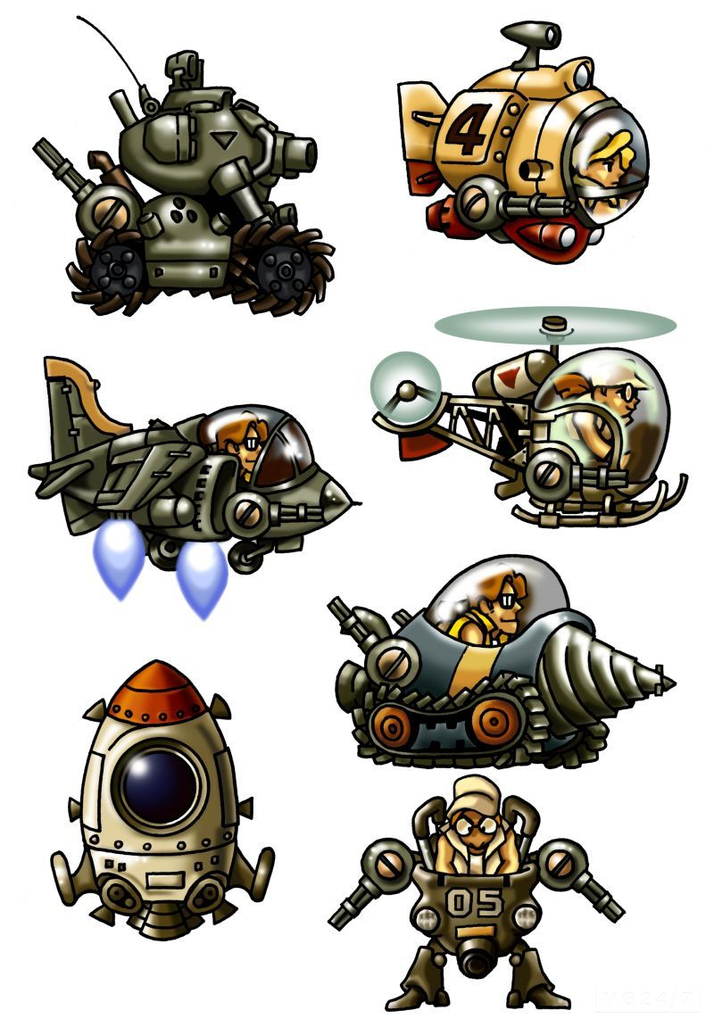Metal Slug 3 lands on iOS & Android - VG247
