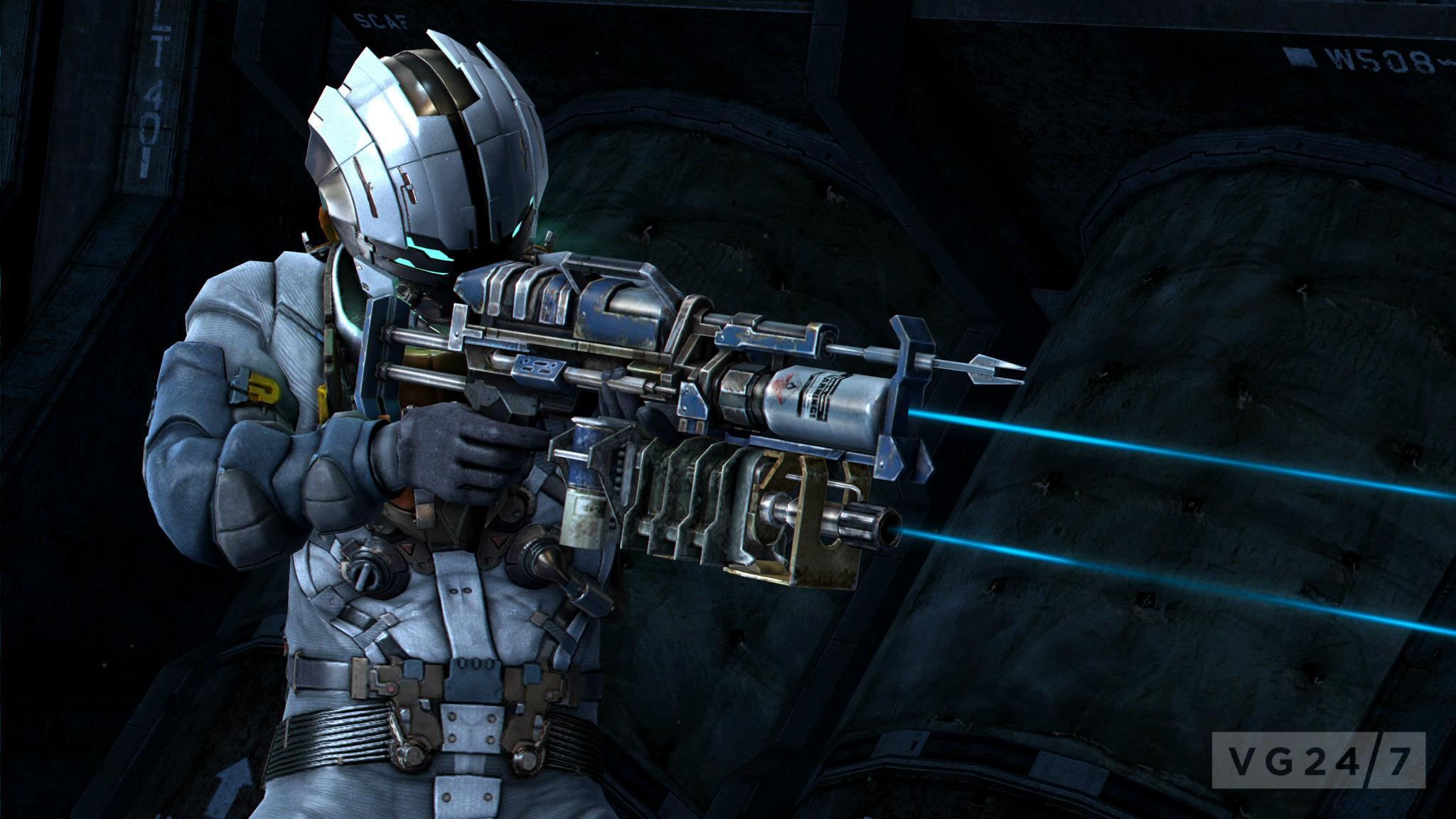 Dead Space 3 Rifle Dead Space 3 screensho...